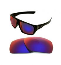 NEW POLARIZED CUSTOM  LIGHT +RED LENS FOR OAKLEY DISPATCH  SUNGLASSES
